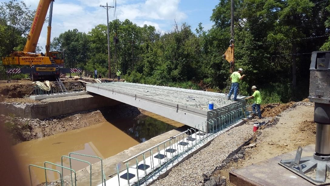 County Rd 690 Bridge Repair
